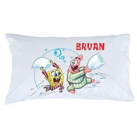 Pillow Cases Spongebob Squarepants