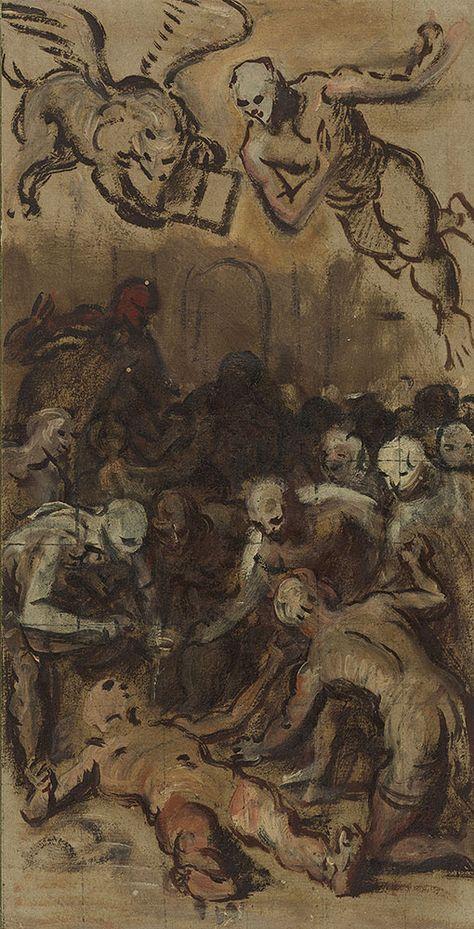 Drawing In Tintoretto S Venice Drawings Italian Art Art