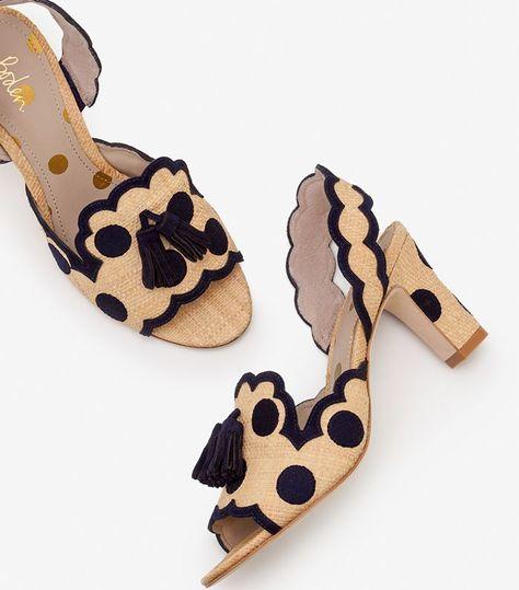 Joe Browns Mujer Vintage Terciopelo Tribunal Zapatos con un arco