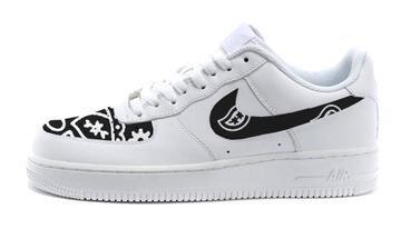Custom nike shoes, Air force shoes