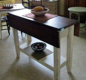Drop Leaf Kitchen Island Table Ideas On Foter Dining Table With Storage Kitchen Island Table Drop Leaf Dining Table