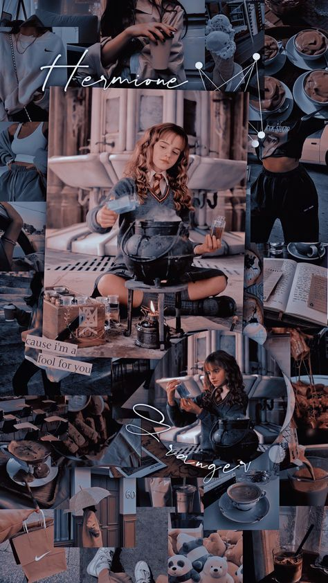 hermione granger lockscreen