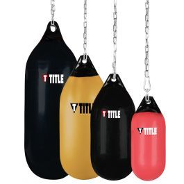 Title Wave H2O Rotund Heavy Bag