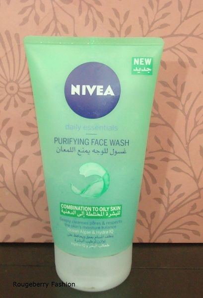 Nivea Daily Essentials Purifying Face Wash Review Purifying Face Wash Face Wash Nivea Face Wash