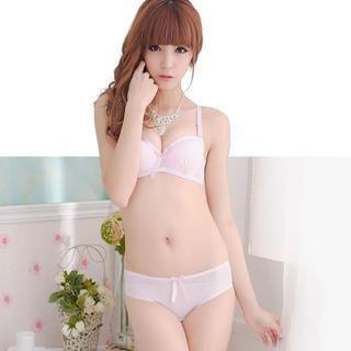 Asian pantie girl