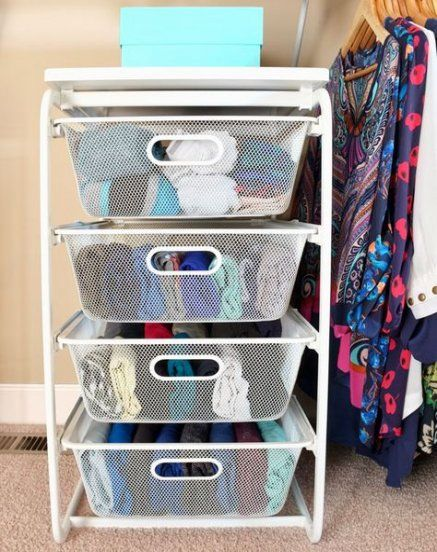 Clothes Organization Drawers Ikea Hacks 35 New Ideas Clothes