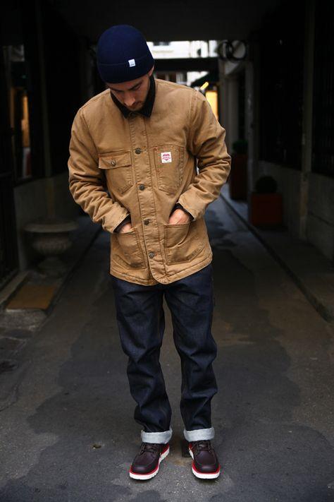 Carhartt Jacket - Carhartt Long Sleeve T Shirts
