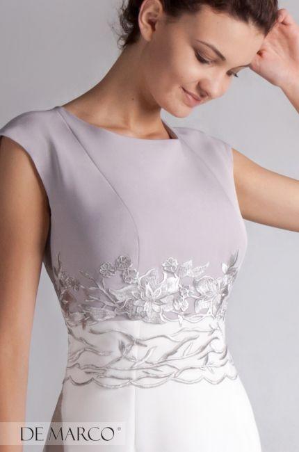 Zapraszamy Mamy Weselne Do Salonu De Marco Kreacja Szyta Na Miare Na Pewno Zrobi Wrazenie Fashion Bride Wedding Dresses