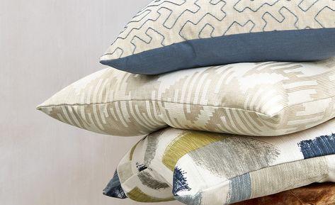 "VILLA NOVA HUARI CUSHIONS Huari Cushions ""A perfect"