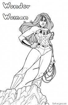 Coloring Pages Girl Superheroes Clip Art Breadedcat Free Printable Supergirl