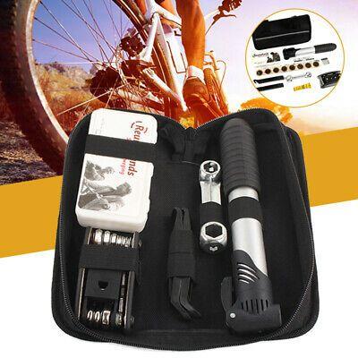 Sponsored Ebay Mtb Mountain Cycle Bike Repair Tool Kit Metal Rasp