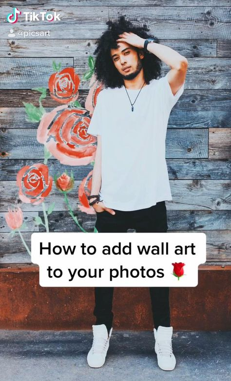 Simple but effective 👌 Click through to start creating with PicsArt NOW 📲✨