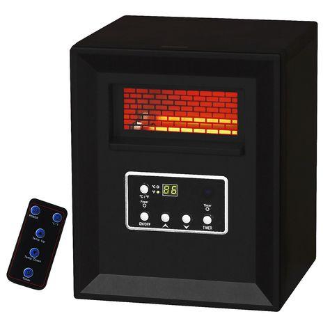Dr. Infrared Heater 1,500 Watt Electric