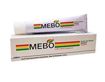 دواء ميبو Mebo علاج الحروق والجروح Healing Ointment Ointment Skin Healing