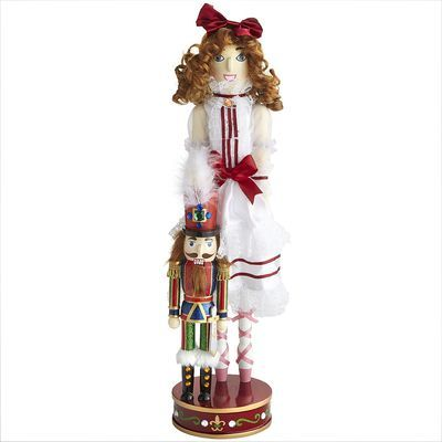 Ballerina Nutcracker; I'm hoping to add this to my nutcracker collection.