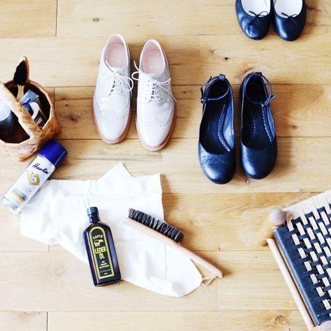 正しい方法知っていますか?靴・スニーカーのお手入れ方法教え