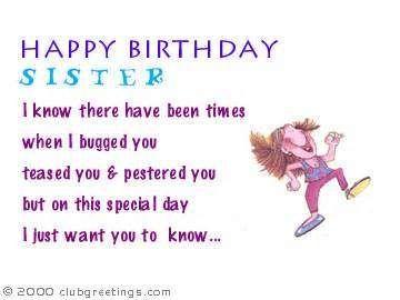 Mugkingdom Com Mugkingdom Resources And Information Sister Birthday Quotes Happy Birthday Sister Quotes Birthday Wishes For Sister