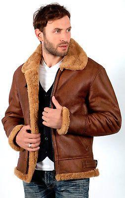 Pin on Men In Fur shearling
