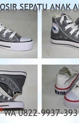 Grosir Sepatu Anak Converse All Star Anak Sekolah Termurah