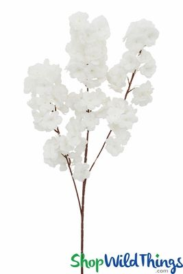 Coming Soon Dogwood Blossom Branch 42 Long Bendable Pure
