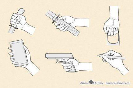 35 Trendy Drawing Hand Holding Something Art In 2020 Hand Holding Something Drawing Anime Hands Hand Drawing Reference