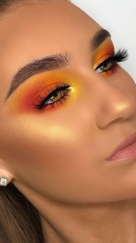 Bright Makeup Look   Playhouse Eyeshadow Palette