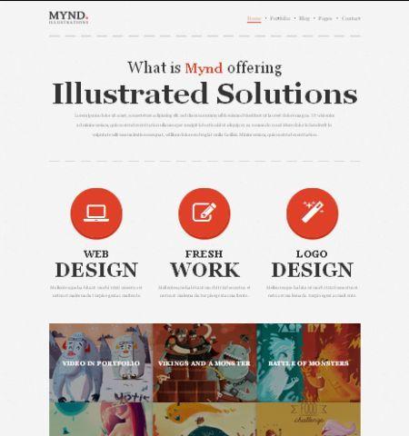 Theme Wordpress Gratisan Terbaik Untuk Website Dan Blog Dengan Gambar Blog