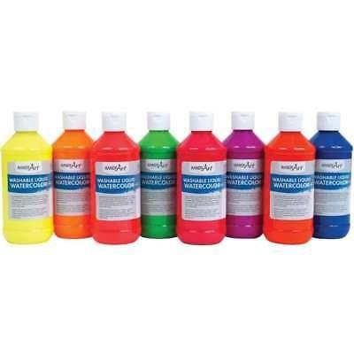 Tempera 183103 Fluorescent Liquid Watercolor Paint Buy It Now
