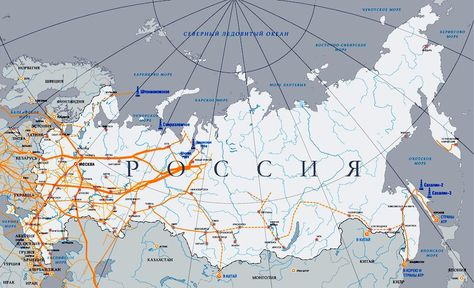 В чём «Сила Сибири»