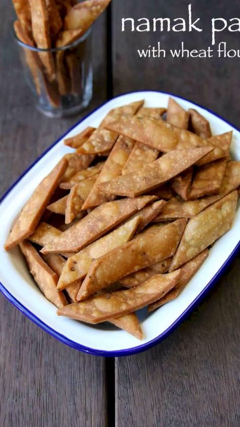 namak pare recipe | namak para recipe | spicy diamond cuts recipe with detailed photo and video recipe. basically a spicy and savoury snack mainly prepared with wheat flour or all purpose flour. a crunchy ribbon like strips shaped snack is an ideal tea time or evening snack recipe which can be realised with a cup of chai or coffee. it can also be a ideal
