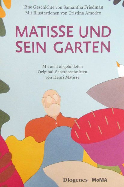 Matisse Und Sein Garten Kinderbuch Ab 5 Jahre Bilderbuch Kinderbucher Bucher Fur Kinder
