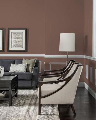 12 Best Brown Paint Colors That Ll Look Great In Any Room Brown Paint Colors Living Room Brown Paint