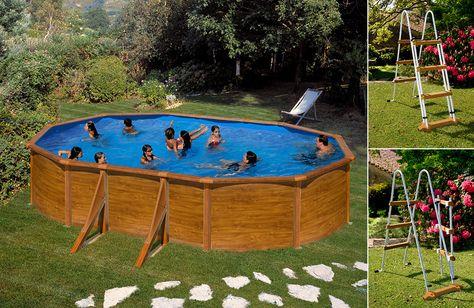 devis piscine hors sol Leforest