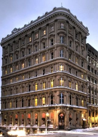 Located in Old Montreal, Hotel Place D'Armes is a perfect starting point  from which to explore Montreal (QC). The property features a wide range of  ...