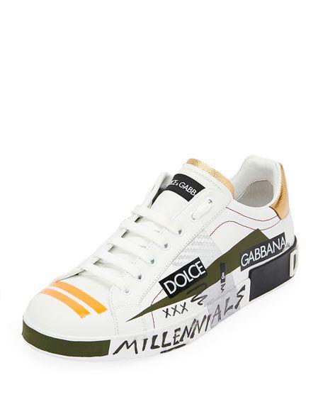 Dolce \u0026 Gabbana Sneakers Portofino In