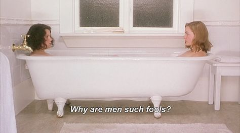 Why are men such fools?