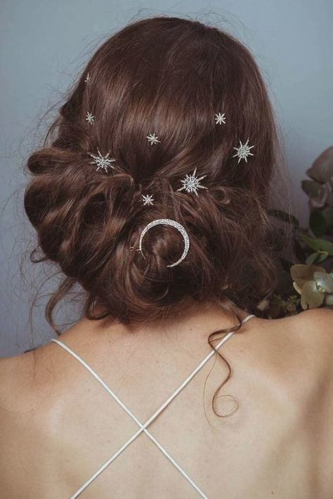 54 Stunning hair accessories for every bridal style #bridalhair 54 Stunning ...