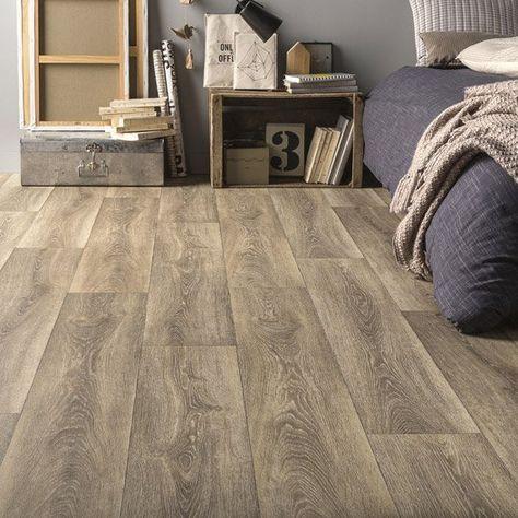 Sol Pvc Bois Naturel Bourbon L 4 M Flooring Hardwood Floors Hardwood
