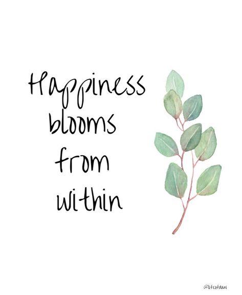 Digital download for instant home decoration   #homedecor #inspirational #quotes #happiness #digital #etsy #etsyseller #wallart #flowers #printables