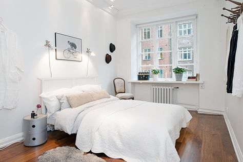 60 Unbelievably inspiring small bedroom design ideas Small - wandfarben für schlafzimmer