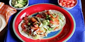 Catfish tacos.  I think I can get by without needing an actual recipe for this one.