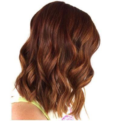 Matrix Golden Brown Starting Level 5 Medium Brown Percent Grey 0 25 Balayage Light Maste Hair Color Auburn Auburn Hair With Highlights Auburn Ombre Hair