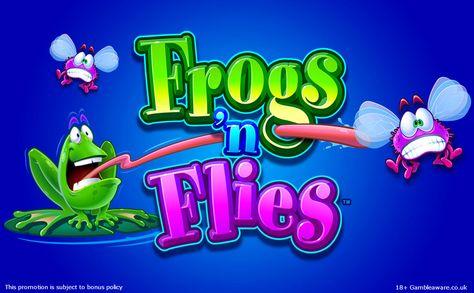 Spiele Frogs N Flies - Video Slots Online