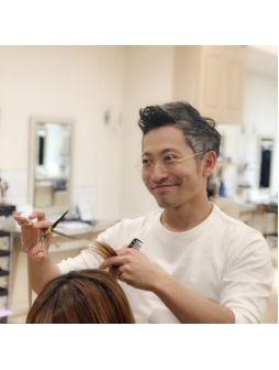 ピーディーフィノ 大通 Pd Fino 阿部 雅記 髪型 メンズ 髪型 メンズ