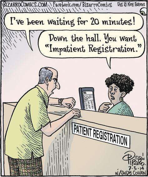 12 best Hospital registration humor images on Pinterest Medical - patient registration form