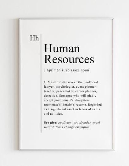 Chemistry Human Resources Office Decor Signs Human Resources Office Decor Signs Human In 2020 Human Resources Quotes Human Resources Human Resources Office