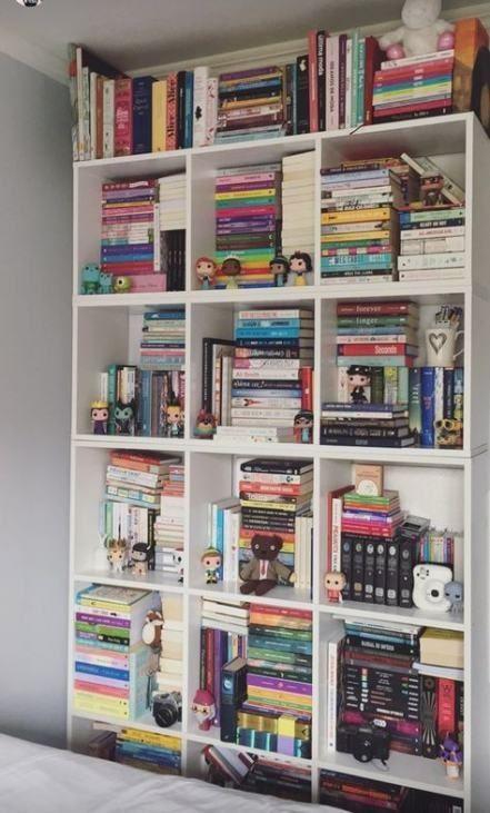 Amazing Diy Bookshelf Ideas Diybookshelves Bookshelves In