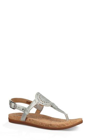 407eec9932b UGG® Ayden II T-Strap Sandal | The Top Sandals Trends of Summer 2018 ...