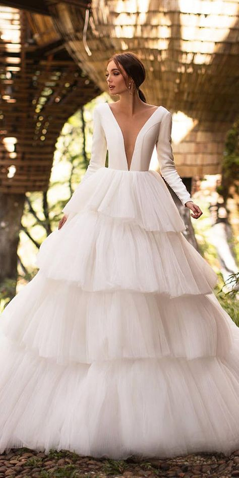 27 Wedding Dresses Spring 2020: Trends You Need To See   Wedding Forward