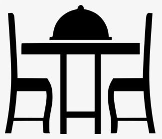Dinner Ii Svg Png Dining Table Icon Png Transparent Png Top View Of Set Furniture Elements Outline Symbol Dining Table Black Dining Table Dining Table Chairs
